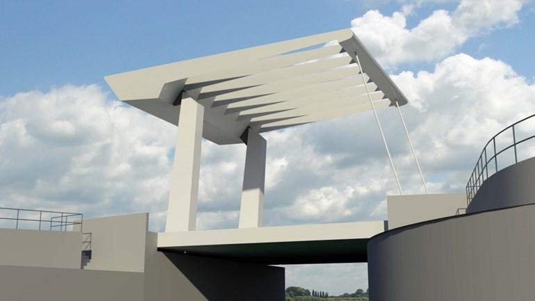 Merwestaal contributes to the renovation of the Rijnhavenbrug Alphen aan den Rijn